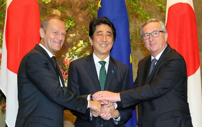EU-Japan-trade-deal