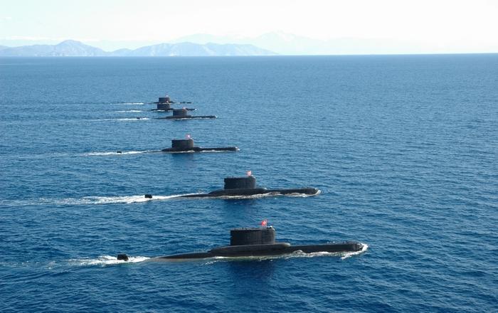 Η Γερμανία πουλάει έξι υποβρύχια στην Τουρκία | Crisismonitor.gr