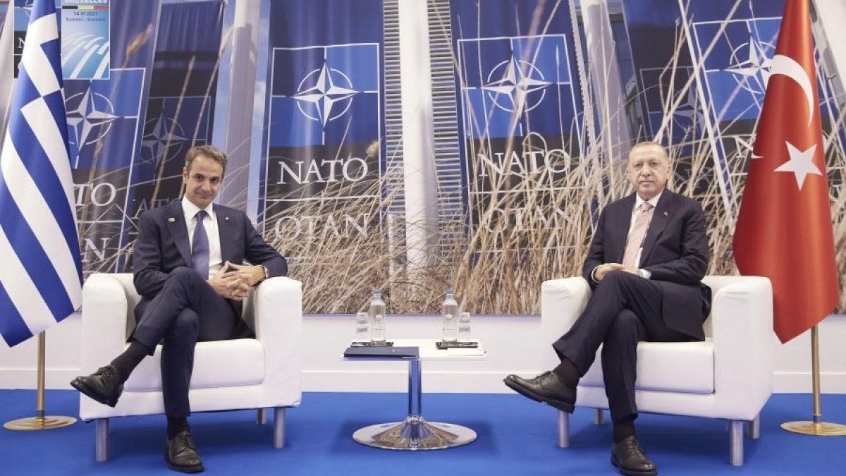 Το παρασκήνιο της συνάντησης Μητσοτάκη - Ερντογάν   Crisismonitor.gr
